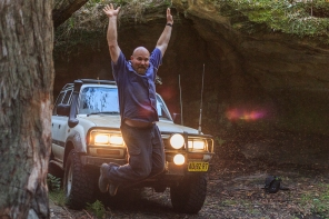 We all have to give the good ol' Toyota Jump a go at least once