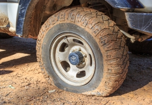 Understanding how to manage your tyre pressures is important to avoid flats!